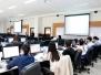 ประชุุมเชิงปฏิบัติการตรวจสอบโครงการและคำรับรองปฏิบัติราชการ ปีงบประมาณ พ.ศ. 2561 คณะเทคโนโลยีการเกษตร, กองพัฒนานักศึกษา, กองนโยบายและแผน (11 ตุลาคม 2560)