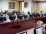 ประชุมติดตามความคืบหน้าการเสนอ เหตุผลความจำเป็นและภาระงานเพื่อกำหนดตำแหน่งสูงขึ้น ของสำนักงานอธิการบดี (11 มิถุนายน 2561)
