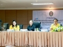 ประชุม เรื่อง การถ่ายทอดนโยบายและจัดทำแผนปฏิบัติราชการของมหาวิทยาลัยราชภัฏสกลนคร ประจำปีงบประมาณ พ.ศ. 2562 (11 กรกฎาคม 2561)