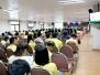 ประชุม เรื่อง การถ่ายทอดนโยบายและจัดทำแผนปฏิบัติราชการของมหาวิทยาลัยราชภัฏสกลนคร ประจำปีงบประมาณ พ.ศ. 2563 (11 กรกฎาคม 2562)