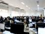 การประชุมฝึกปฏิบัติการกรอกข้อมูลคำขอตั้งงบประมาณโครงการ ประจำปีงบประมาณ พ.ศ. 2563 ในระบบบริหารจัดการโครงการ (12 กรกฎาคม 2562)