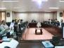 การประชุมทบทวน ติดตามความก้าวหน้าการจัดทำกรอบโครงสร้างหน่วยงาน กรอบอัตรากำลัง พ.ศ. 2560 - 2563 และจัดทำกรอบตำแหน่งของบุคลากรสายสนับสนุนวิชาการ ของมหาวิทยาลัยราชภัฏสกลนคร (14 กันยายน 2560)