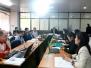 อบรมการประเมินค่างาน และการเขียนคู่มือการปฏิบัติงานจากงานประจำของกองนโยบายและแผน (15-16 ธันวาคม 2558)