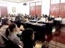 การประชุมเชิงปฏิบัติการ การวิเคราะห์โครงสร้าง วิเคราะห์ภาระงาน กรอบอัตรากำลัง กรอบตำแหน่ง พ.ศ. 2561 - 2564  ในระดับคณะ สำนัก และสถาบัน (21 กันยายน 2560)
