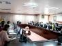 ประชุมคณะทำงานประเมินคุณธรรมและความโปร่งใสในการดำเนินงานของหน่วยงานภาครัฐ (ITA) ประจำปีงบประมาณ พ.ศ. 2562 (22 พฤศจิกายน 2561)