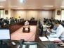 ประชุมคณะกรรมการบริหารงบประมาณและการเงินครั้งที่ 2/2560 (25 กรกฎาคม 2560)