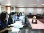 ประชุมคณะกรรมการยกร่างแผนและวิเคราะห์แผนยุทธศาสตร์การพัฒนา สำนักงานอธิการบดี พ.ศ. 2561 - 2564 ครั้งที่ 1/2561 (29 มกราคม 2561)