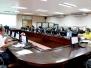ประชุมคณะกรรมการสำนักงานอธิการบดี ครั้งที่ 1 (6 พฤศจิกายน 2561)