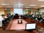 ประชุมปรึกษาหารือการจัดทำแผนกลยุทธ์ทางการเงินแผนบริหารและพัฒนาบุคลากรของมหาวิทยาลัยราชภัฏสกลนคร พ.ศ. 2559 - 2562 (8 พฤษภาคม 2560)