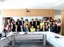 กองนโยบายและแผน ศึกษาดูงานด้านงานแผนและประเมินผล และด้านงบประมาณ ณ กองยุทธศาสตร์ มหาวิทยาลัยขอนแก่น (9 ตุลาคม 2561)