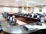 ประชุมอธิการบดี รองอธิการบดี ผู้อำนวยการสำนักงานอธิการบดี พิจารณาคำขอตั้งงบประมาณรายจ่ายจากเงินรายได้ ประจำปีงบประมาณ พ.ศ. 2563 (9 สิงหาคม 2562)